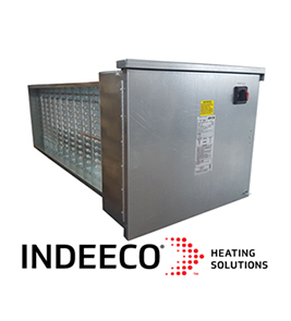 DUCT HEATER (INDEECO)