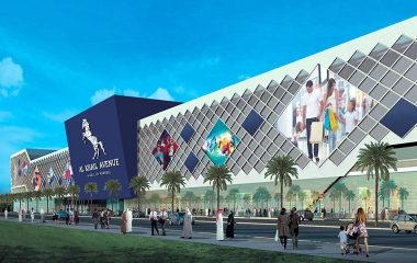 AL KHAIL MALL AVENUE