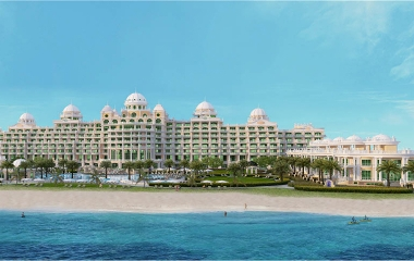 KEMPINSKI EMERALD PALACE HOTEL AND RESIDENCES THE PALM DUBAI